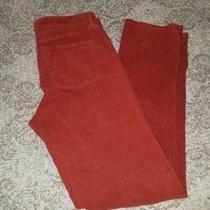 JCrew Corduroy Pant